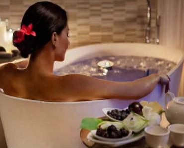 как применять ванну с магнезией