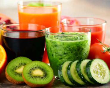 очищение организма весной-диета