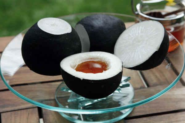 черная редька с медом от кашля-противопоказания
