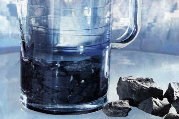 шунгитовая вода-использование