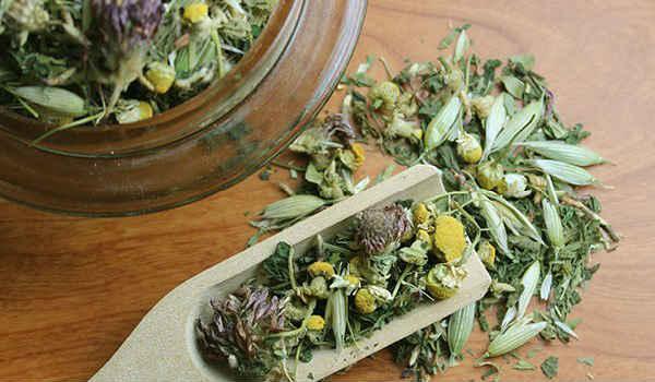 витаминный чай-сбор