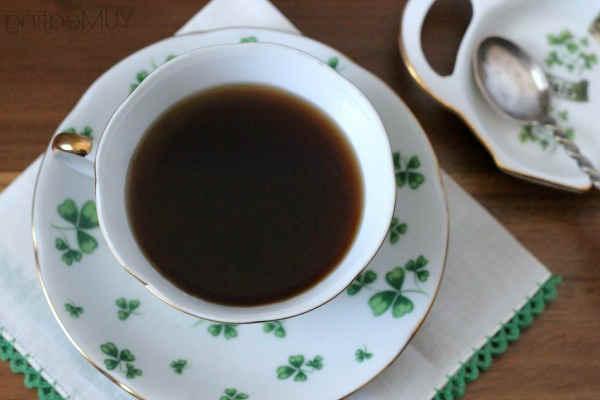 чай ирландский завтрак-свойства