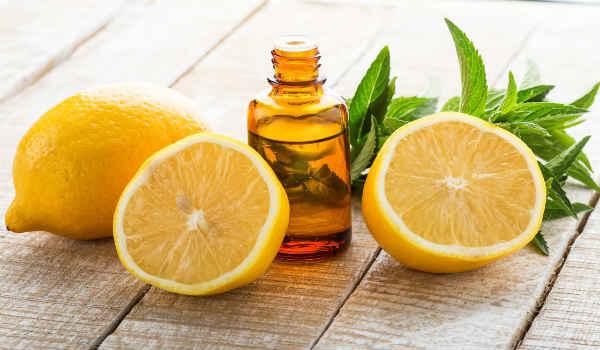 эфирное масло лимона-применение