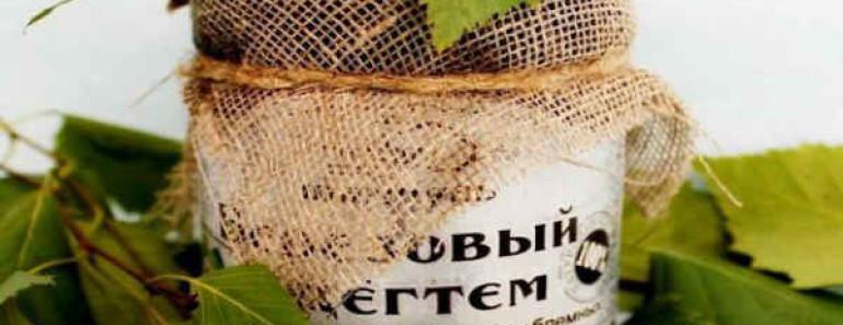 березовый деготь-свойства и применение