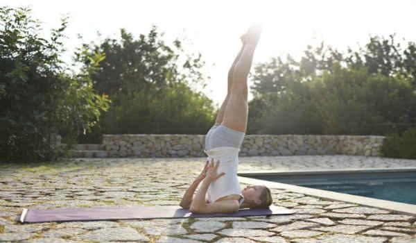 йога при сахарном диабете-березка