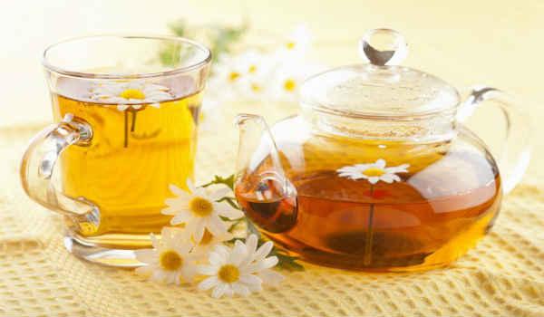 ромашковый чай-как заваривать