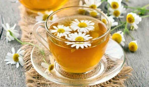 ромашковый чай-польза