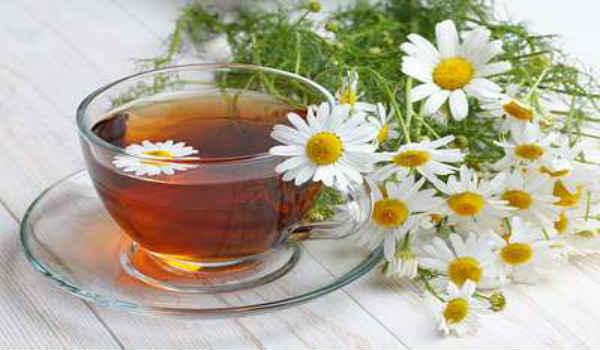 ромашковый чай-вред