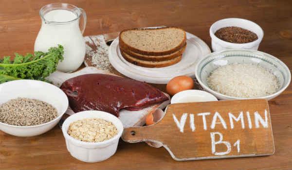 витамин В1-роль