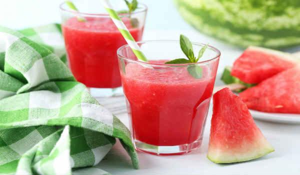 арбузный сок-польза