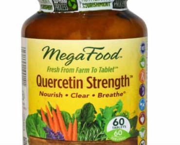 кверцетин-польза, инструкция к применению