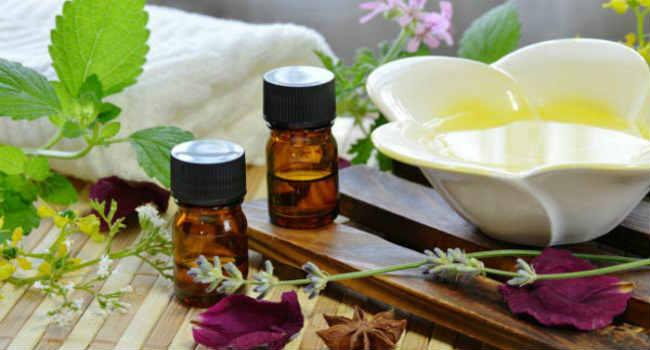 Эфирные масла в лечении псориаза