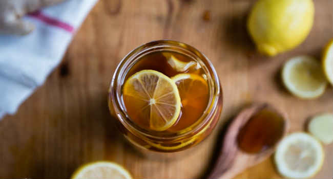 мед с чесноком от паразитов