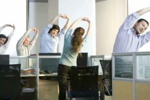зарядка на рабочем месте-картинки-видео