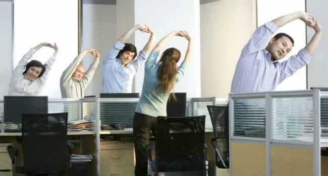 Зарядка на рабочем месте картинки и видео