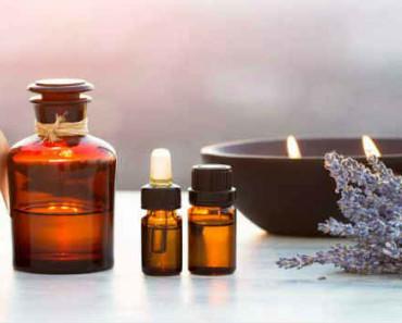 боль в спине лечение эфирными маслами-рецепты смесей