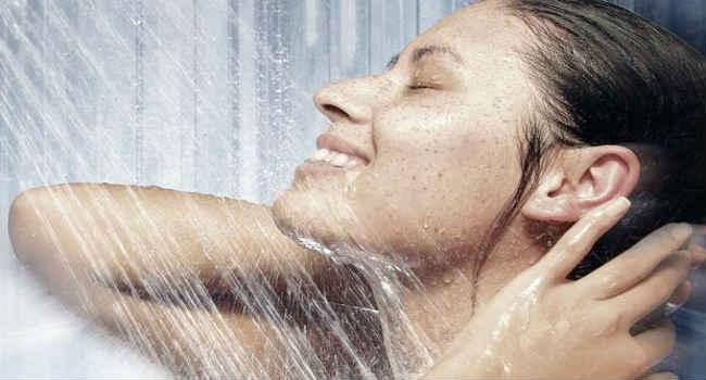 контрастный душ для похудения-как принимать-как усилить действие