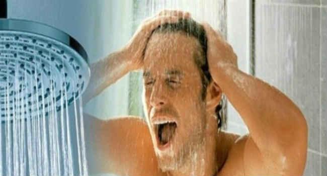 контрастный душ-как принимать