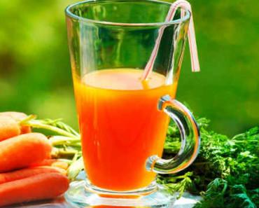 морковный сок от насморка-свойства-применение