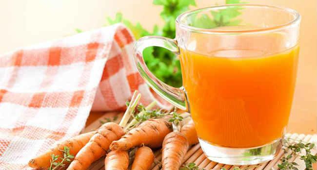 Морковный сок полезные свойства как правильно принимать, как сделать и противопоказания