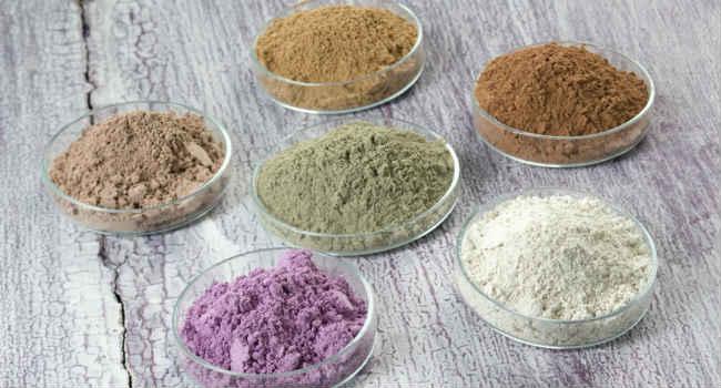 глина-свойства глины-виды