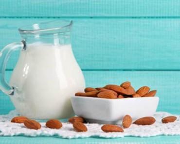 миндальное молоко-польза-вред-как приготовить