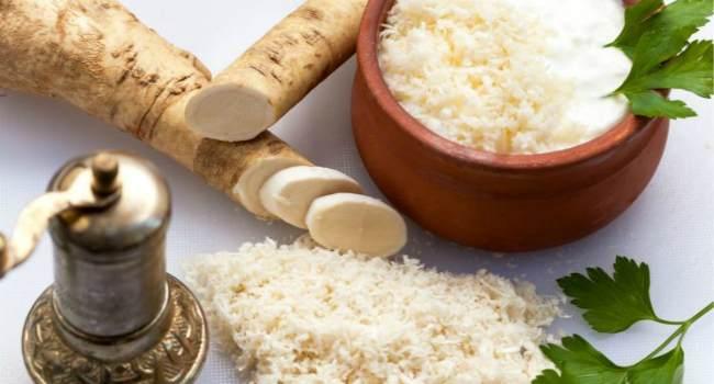 Хрен полезные и лечебные свойства, применение и рецепты