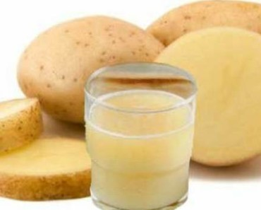 картофельный сок-состав-свойства-применение
