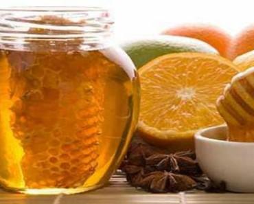померанцевый мед-состав-свойства