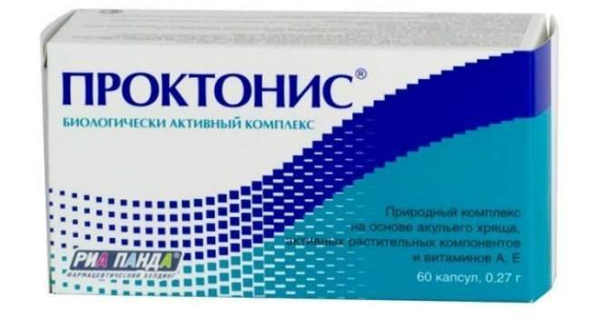 проктонис-капсулы