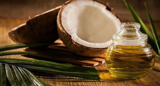 косметические масла от морщин-кокосовое