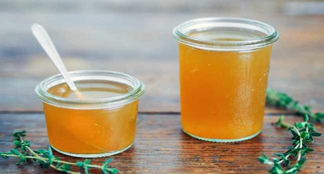 тимьяновый мед-свойства