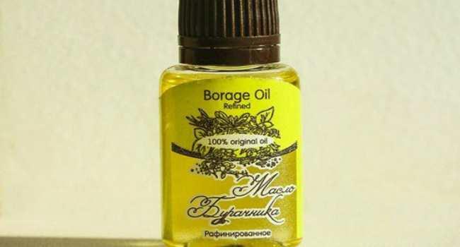 масло бораго-как выбрать