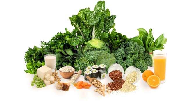 в каких продуктах содержится кальций-рекомендации