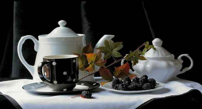 чай из ежевики-свойства-как заваривать
