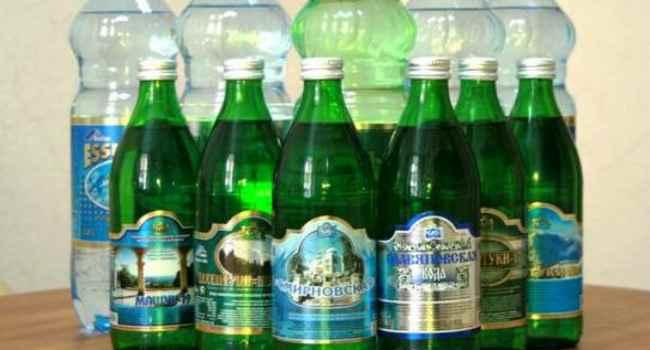 минеральная вода при панкреатите-какую воду пить