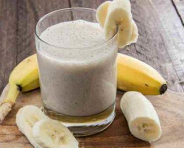 банан с медом от кашля-лечение-рецепты
