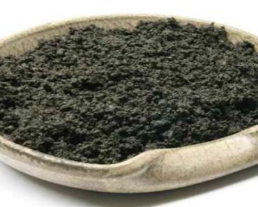 черная глина-свойства-применение