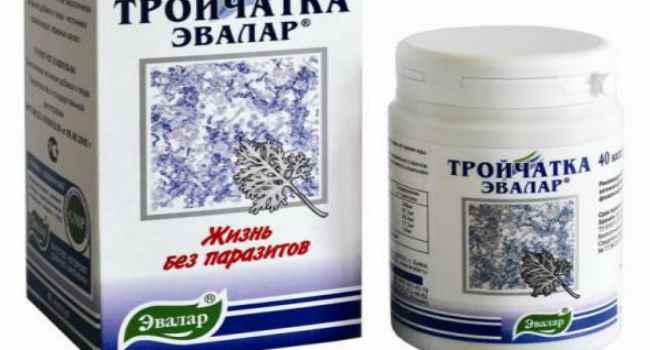 русская тройчатка от паразитов рецепт