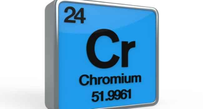 хром-для чего нужен организму-роль и значение