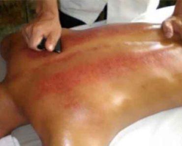 массаж гуаша спины-показания-польза