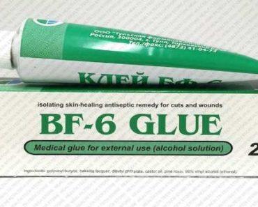 клей бф6-для чего предназначен и как им пользоваться