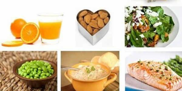 недостаток витаминов и минералов_виды