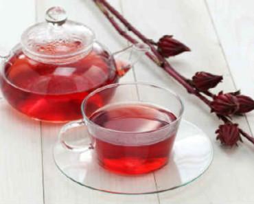 чай каркаде-полезные свойства и противопоказания