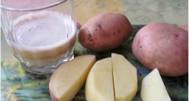 картофельный сок-состав-чем полезен