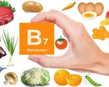 витамин в7-роль-функции