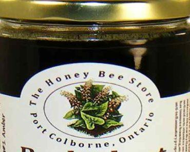 ежевичный мед-свойства-применение