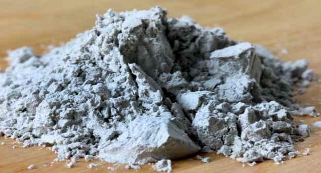 голубая глина-свойства-применение