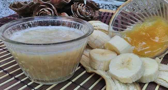 Банан от кашля – рецепты для детей и взрослых