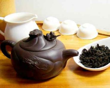 чай да хун пао-свойства-польза-как заваривать